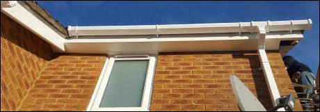 Fascias & Soffits in Southampton, Ringwood, Lymington, Hythe